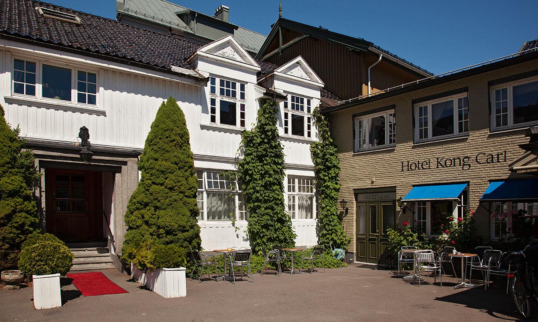 Hotel Kong Carl i Sandefjord